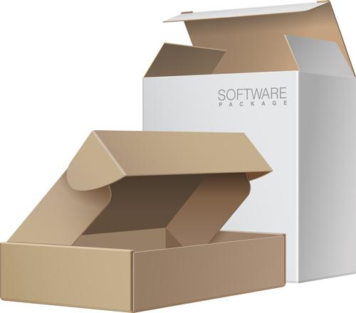 Проект на кутии за съхранение от велпапе